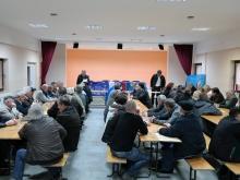 Občni zbor društva 2016